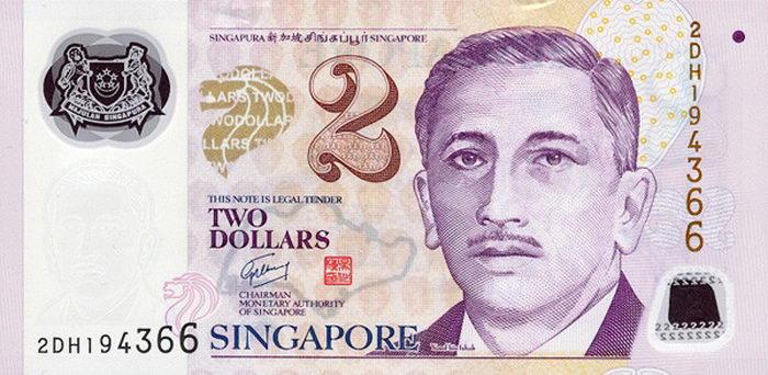 ดอลลาร์สิงคโปร์ <hr></hr> SGD  <hr></hr> 1 บาท =0.04  ดอลลาร์สิงคโปร์ สิงคโปร์