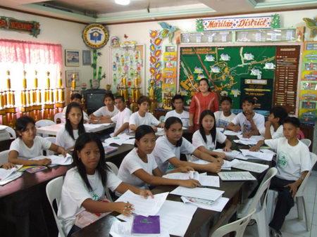 มัธยม ฟิลิปปินส์