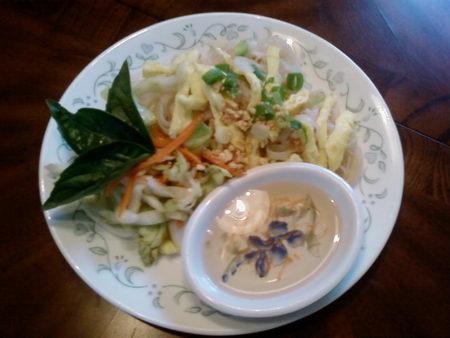 หมี่โคลา (ขนมจีน) กัมพูชา
