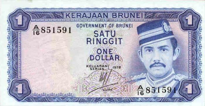 ดอลลาร์บรูไน <hr></hr> BND <hr></hr>  1 บาท = 0.04  ดอลลาร์บรูไน บรูไน