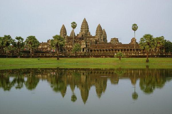 นครวัด  Angkor กัมพูชา