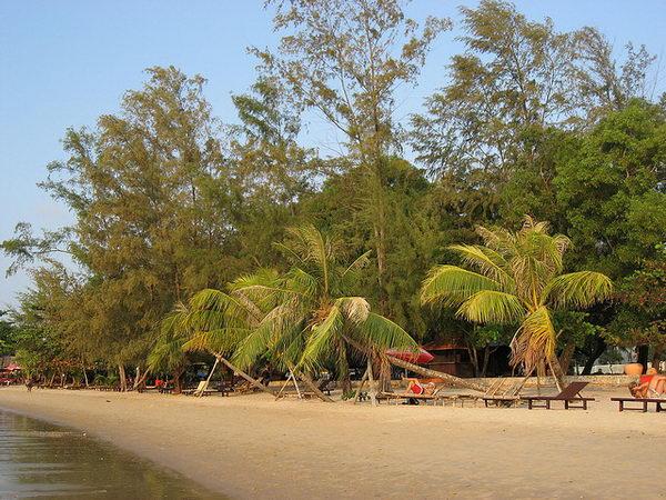 หาดสีหะนุ Sihanoukville กัมพูชา