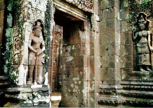 วัดภู Wat Phu ลาว