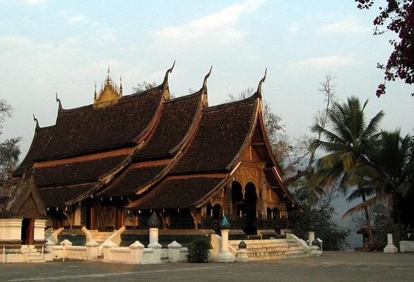 วัดเชียงทอง Wat Xieng Thong ลาว