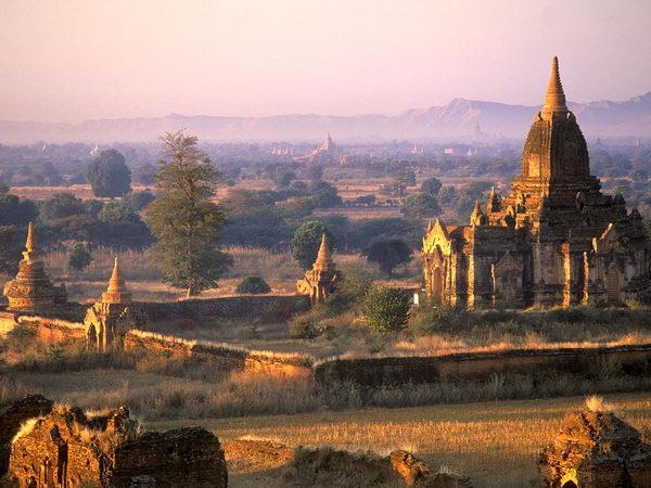 เมือง BAGAN พม่า