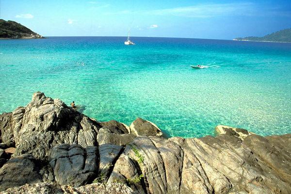 เกาะเปอเฮ็นเทียน Perhentian Islands มาเลเซีย