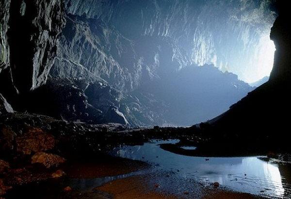 ถ้ามูลู Mulu Caves มาเลเซีย