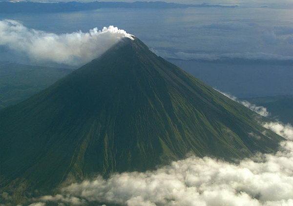ภูเขาไฟมายอน Mayon Volcano ฟิลิปปินส์