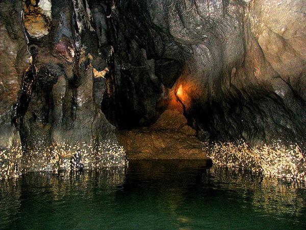 แม่น้ำใต้ดิน เปอร์โตปริ๊นเซสซ่า Puerto Princesa Underground River ฟิลิปปินส์