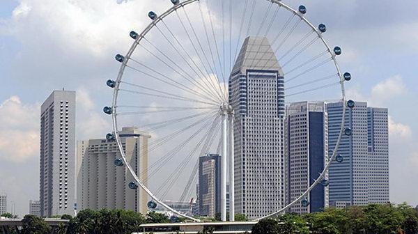 ชิงช้าสวรรค์ Singapore Flyer สิงคโปร์