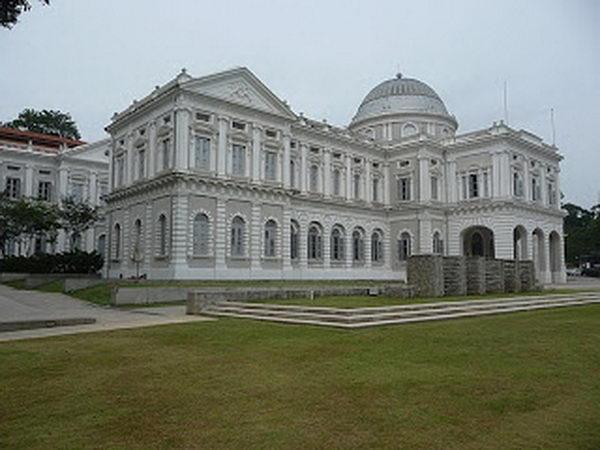พิพิธภัณฑ์แห่งชาติสิงคโปร์ สิงคโปร์