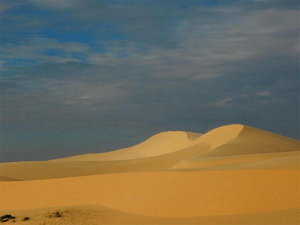 ทะเลทรายมุยเน Mui Ne เวียดนาม