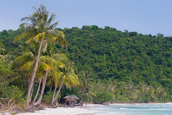 หาดพูคอก Phu Quoc เวียดนาม