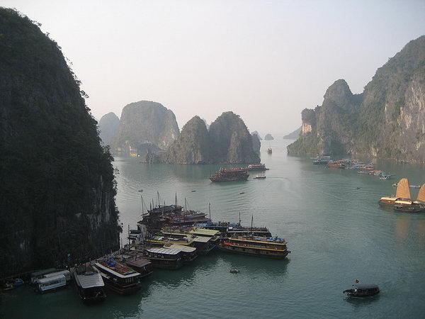อ่าวฮาลอง Ha Long Bay เวียดนาม